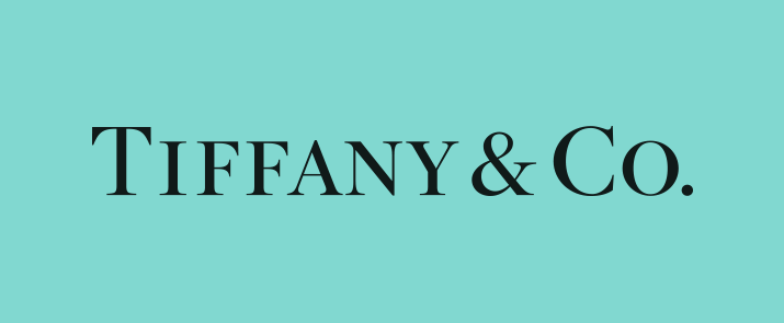 Branding example: Tiffany and Co. logo